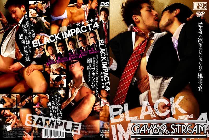 【KBEA104】 BLACK IMPACT 4