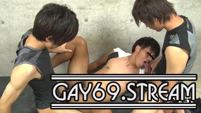 【HD】【GT-1353】 エロエロノンケに胸キュン☆EIKIが再び3Pウケで種壺に!!