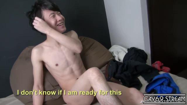 【HD】【JapanBoyz】 Khaning The Straight Boy