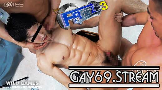 【HD】【GV-FRZ0301】 【GAMES:Full HD】FREEZE 3、【特別先行配信!!】もしも時間を止める時計を手に入れたら…!!!絵画ヌードモデルの省吾(しょうご)26歳、生徒達の前で見事な筋肉、勃起、FREEZEセックスを披露していく!!絵画教室騒然!!!