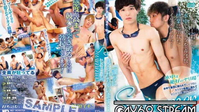 【KKE0212】 Swimmer ~水中パニック~