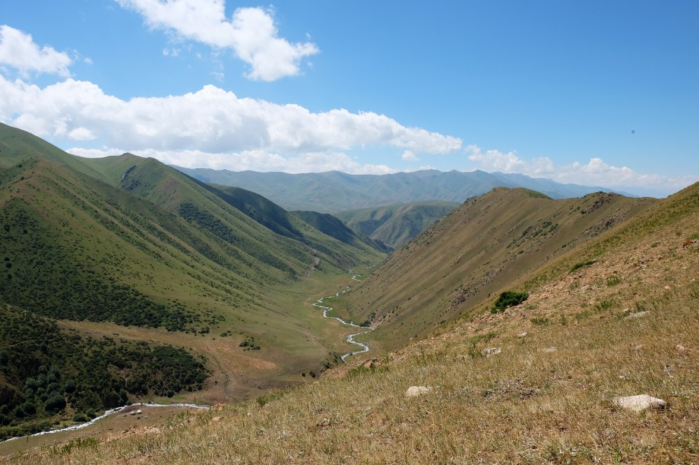 Kirghizstan Gayané Adourian Blog