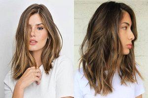 18 Model Rambut Untuk Jidat Lebar Untuk Wanita Paling Populer