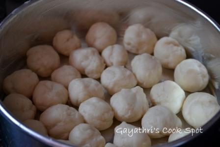 Eggless Cinnamom Pull Apart Bread 014