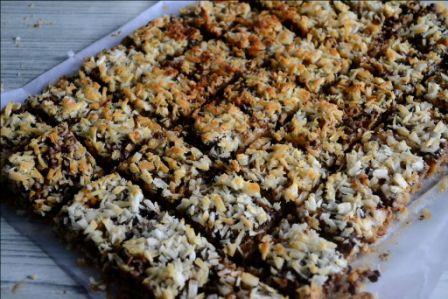 Magic Bars - 7 Layers Cookie Bars