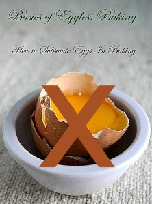 Egg Substitutes in Baking