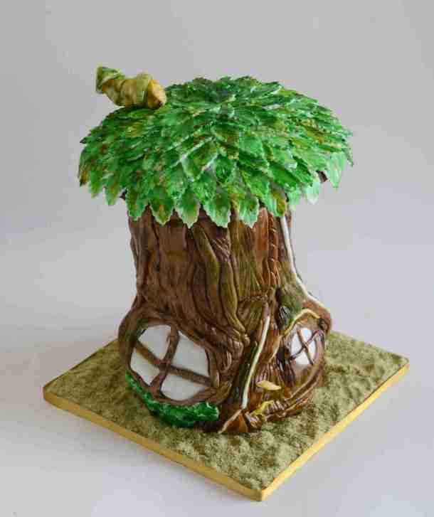 Fairy Pot Cake