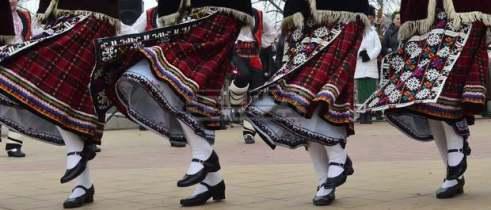 Народни танци в Гаятри