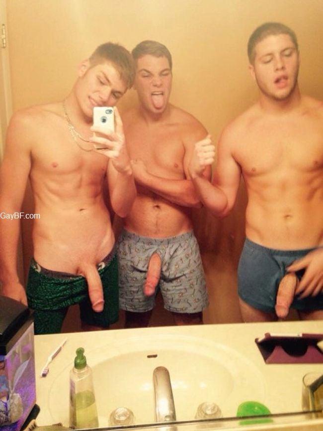 Naked straight guys pics