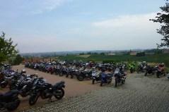 Sommercamp .... alle Bikes