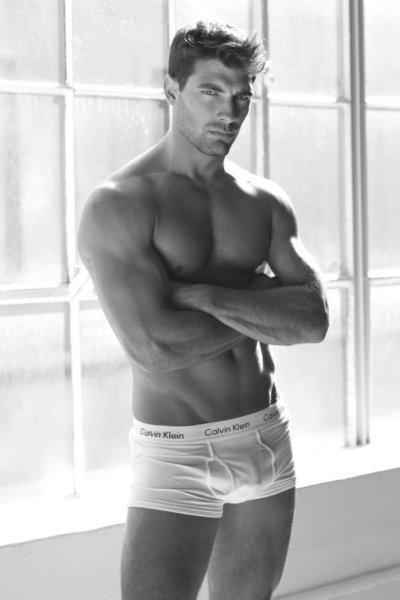 Cory Bond - Large Bulge!
