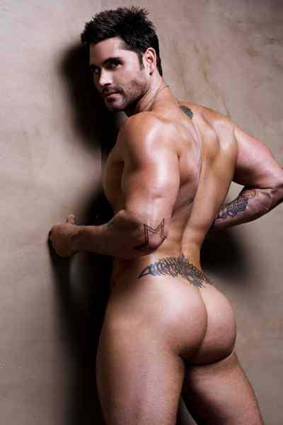 Jack Mackenroth - Inked Butt