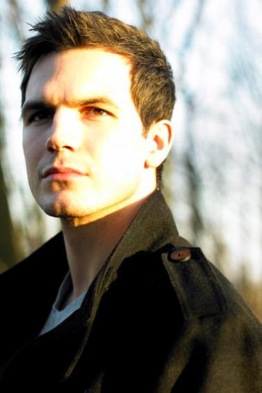 Adam Cowie - Handsome