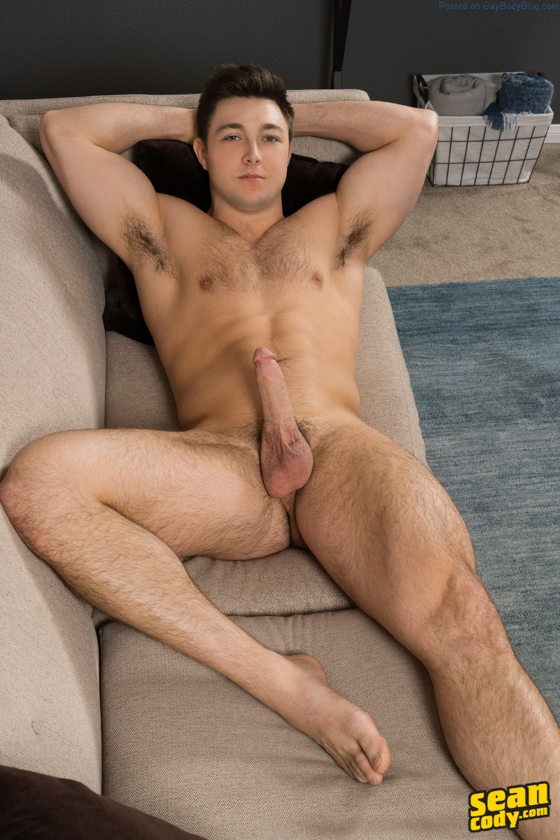 Cute Jock Judas Has A Hot Body And A Big Cock