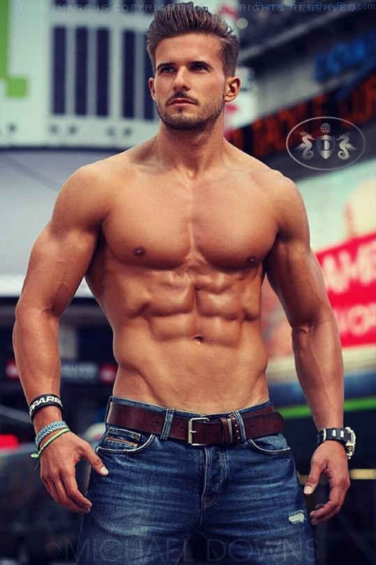 Prepare To Drool Over Incredible Hunk Antonio Pozo