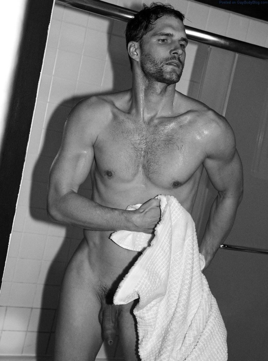 Tomas Skoloudik Naked - Showing Off His Long Uncut Cock!