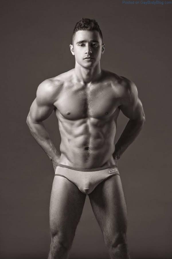male model cock outline in underwear