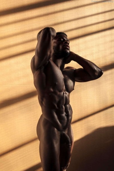 Daniel Shoneye naked