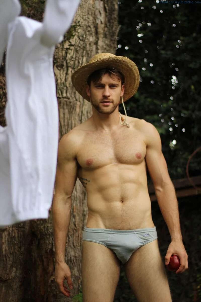 Outside photos Male nude