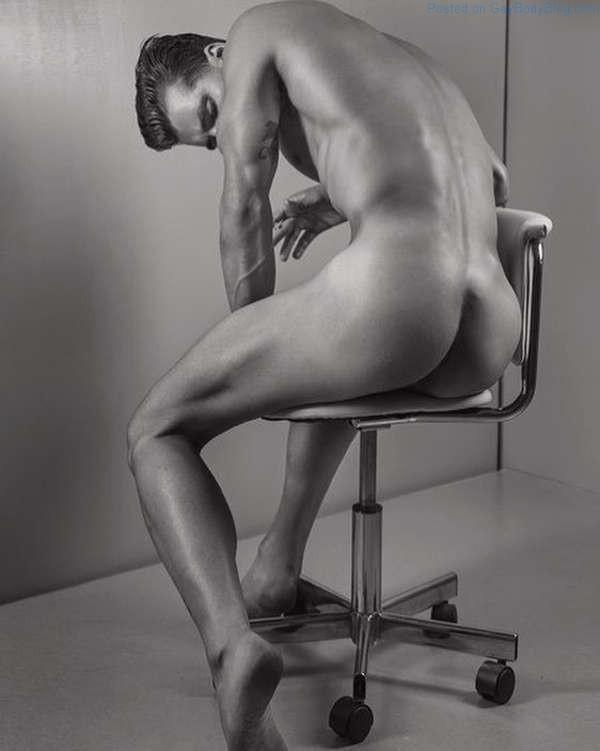 andrew biernat butt shot in black and white