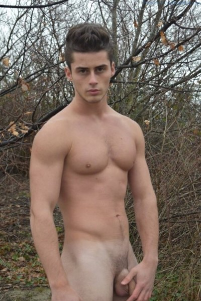 naked gorgeous guys