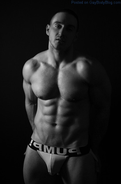 New York Model Joseph Priolo Has An Amazing Body
