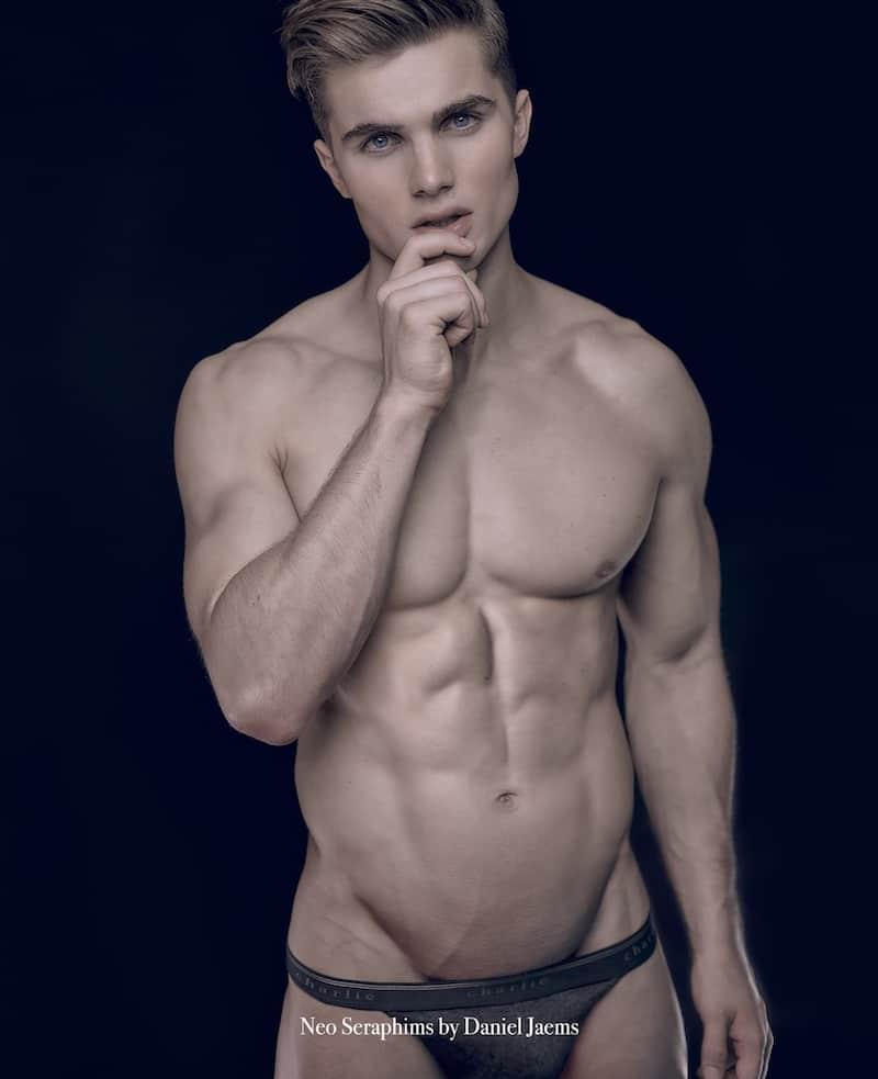 Gorgeous British Boy Freddie Pearson Does It For Me
