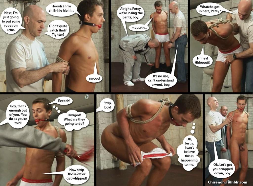 bondage gay tumblr