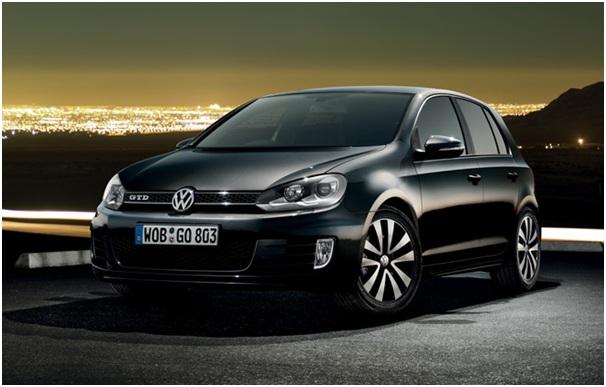 The Gorgeous Golf GTd from VW: Stunningly good | Gay Car Boys