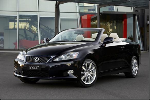 2009 Lexus IS 250C Prestige