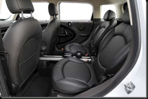countryman rear seat