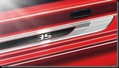 golf GTI 35 editon dorr strip