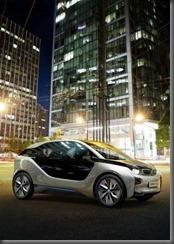 BMW i 3 side
