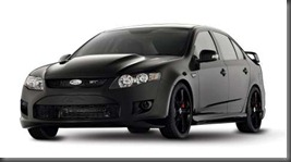 Ford FPV gt front