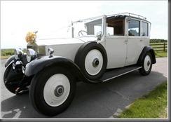 1930 Rolls Royce Sedanca De Ville