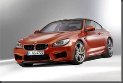 BMW M6 coupe and convertible  (1)