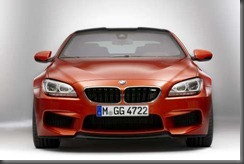 BMW M6 coupe and convertible  (2)