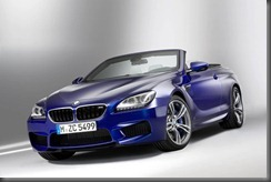BMW M6 coupe and convertible  (6)