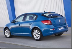 Holden Cruze Hatch CDX Location