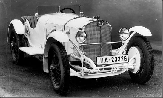 Mercedes-SSKL-1
