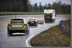 SARTRE projecy roadtrain volvo  (2)