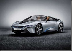 BMW i8 Spyder concept (1)