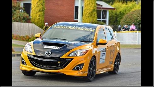 Mazda3 MPS Targa Tasmania 2012 - 18042012 105923 AM