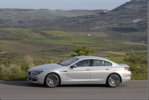 BMW 6 Series Gran Coupe (1)