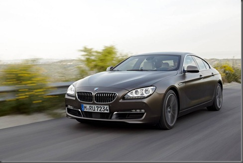 BMW 6 Series Gran Coupe (8)