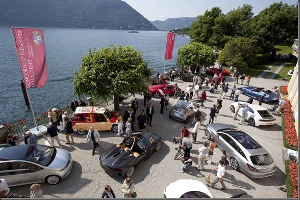 Concorso d'Eleganza Villa d'Este 2012 (1)