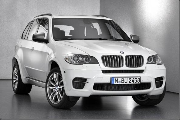 Tri-Turbo BMW M Performance X Cars