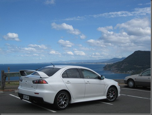 EVO seacliff bridge