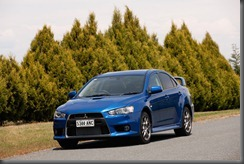 CARS - Mitsubishi Lancer MR - Canberra 22/10/11 ph. Andrea Francolini