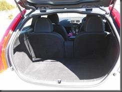 Volvo C30 R des ign luggage cover (1)